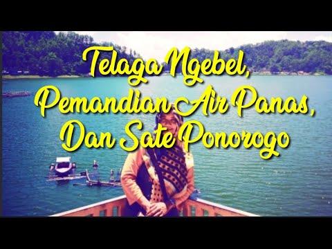 Telaga Ngebel, Pemandian Air Panas, Dan Sate Ayam Ponorogo