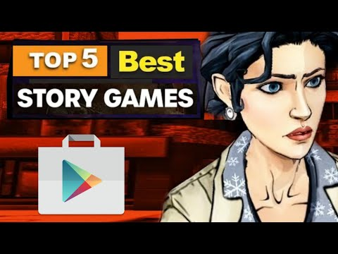 Top 5 Best Story Games For Android 2019/2020