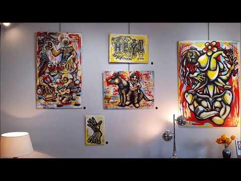 "Exposition "" Modern art & pop culture"" à Lorient"