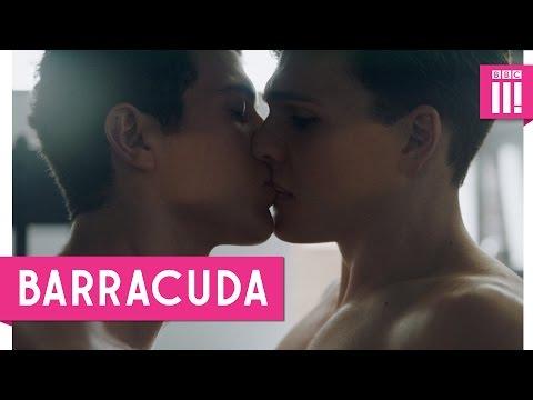Danny surprises Martin  Barracuda: Episode 3  BBC Three