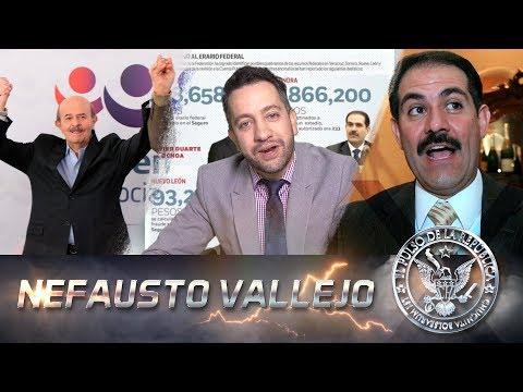 NEFAUSTO VALLEJO - EL PULSO DE LA REPÚBLICA