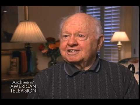Mickey Rooney Interview excerpts - EMMYTVLEGENDS.ORG