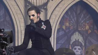 Ghost Stage Hammer Live @ Download Festival 2018