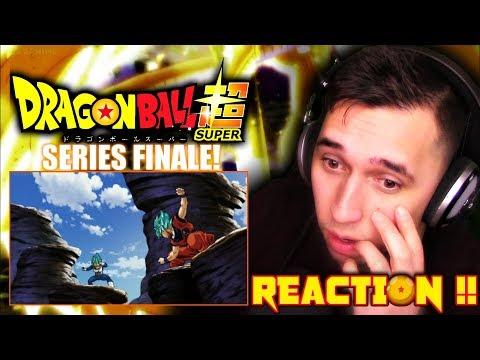 FAREWELL GOKU AND FRIENDS...| Dragon Ball Super {FINALE} Episode 131 REACTION!!