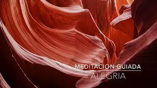 ALEGRIA: Meditacion Guiada de 15 Minutos | A.G.A.P.E. Wellness