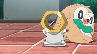 Meltan vs. Team Rocket | Pokémon the Series: Sun & Moon—Ultra Legends | Official Clip