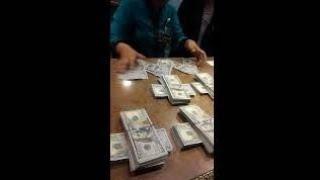 I WON A $60,000 JACKPOT PLAYING A $5 SLOT MACHINE - LIVE PAYOUT - WATCH CASHIER COUNT ME OUT 60K