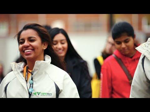 UAlberta Campus Visits | Nafisa Abdulhamid