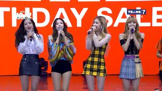 [ENGSUB FULL CUT] BLACKPINK SHOPEE INDONESIA FULL PERFORMANCE VIDEO | NOVEMBER 19, 2018
