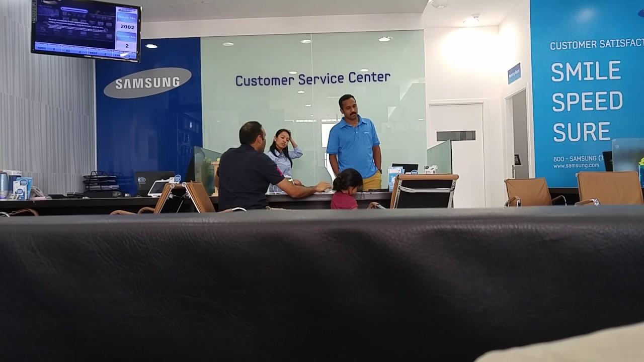 Samsung Service Centre Dubai Experience