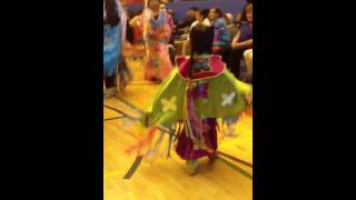 Eden valley school powwow- Jaliesa