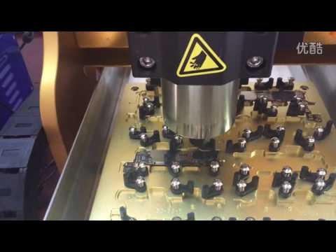 iPhone Nand Flash Baseband IC Chips Grinding CNC Router for ID icloud  Remove Unlock by Hardware
