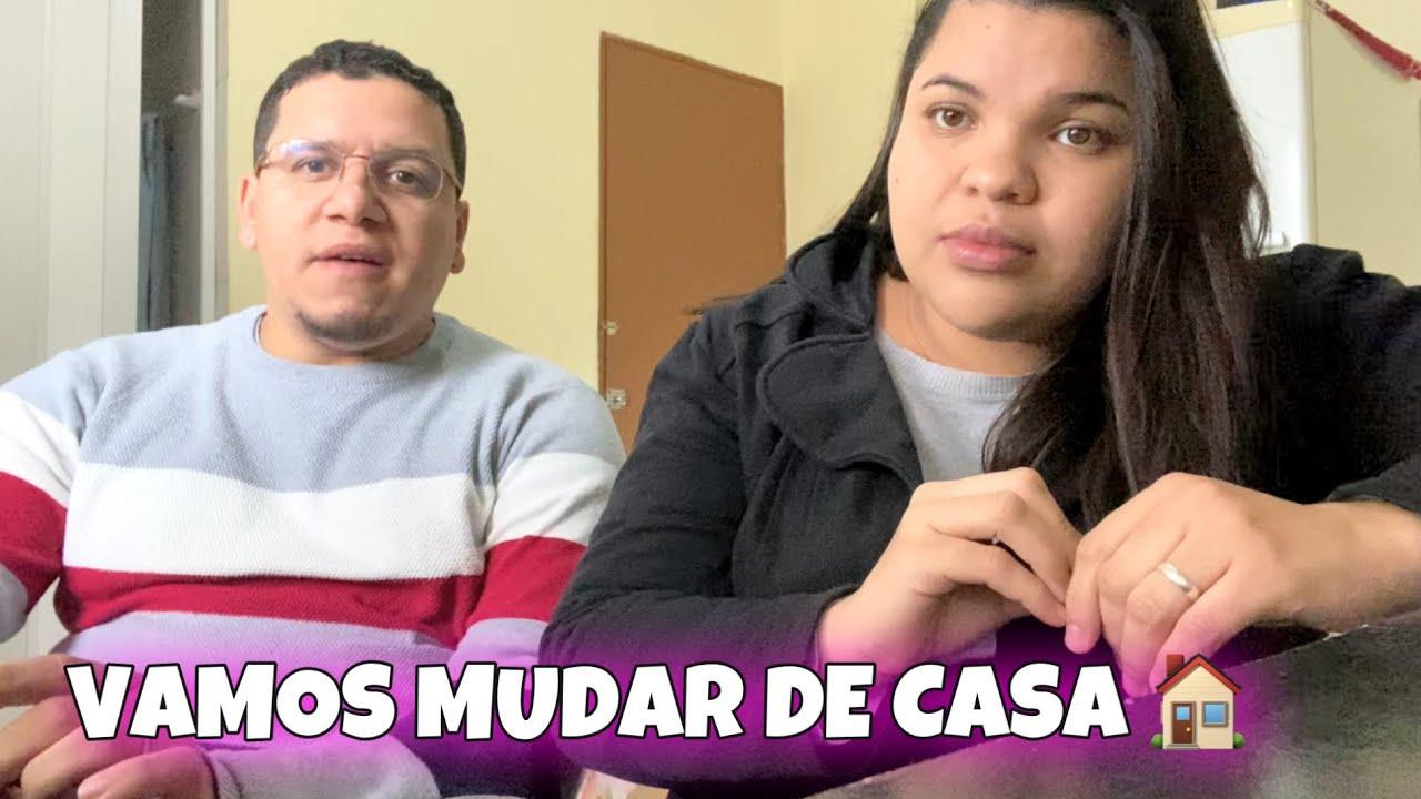 VAMOS MUDAR DE CASA 🏡 GRAVIDEZ DE ALTO RISCO 😞 ESTÁ TUDO BEM GRAÇAS A DEUS 🤍