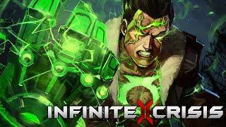 Champion Profile: Atomic Green Lantern