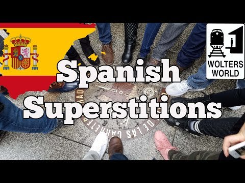 Spanish Superstitions - Visit Spain