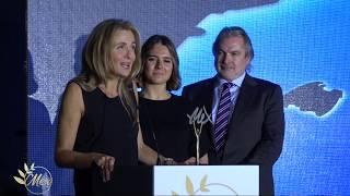 Casas del Mediterráneo Premio Mediterráneo Excelente 2018 en Servicios Inmobiliarios