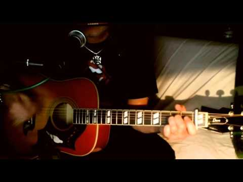Mother´s Little Helper ~ The Rolling Stones ~ Acoustic Cover w/ Epiphone Dove Pro & Bluesharp