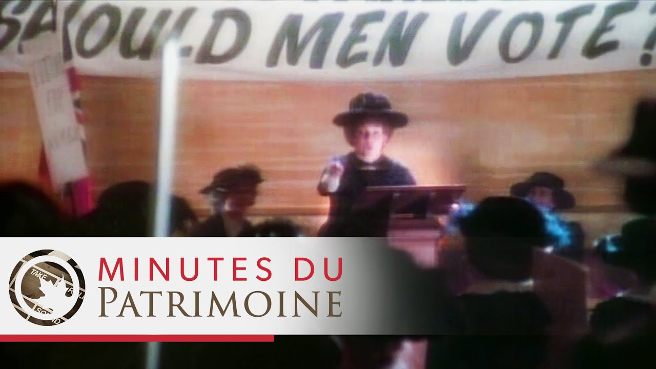 Minutes du patrimoine : Nellie McClung