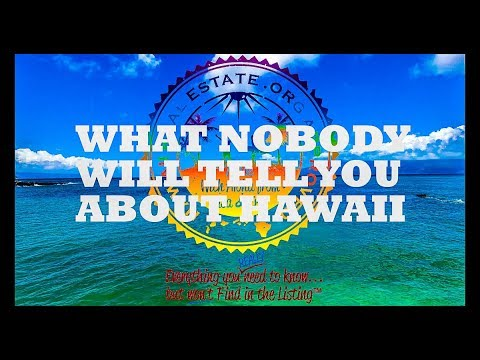 Top 10 Things You Should Know Before You Move To Hawaii