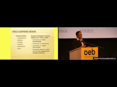 OEB 2015 - The Agile Approach to Learning Design - Denise Gaspard-Richards thumbnail