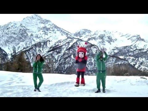 Bluserena   Serenino Dance - E' l'ora di... - Tutorial Baby Dance - Hotel Sansicario Majestic