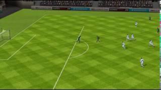 FIFA 14 Android - Genoa VS Napoli