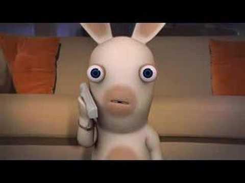 Rayman Raving Rabbids 2: Launch Trailer [FR]