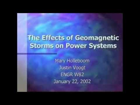 COSMIC ELECTRICITY ON EARTH!