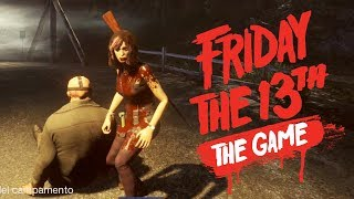 CHISTES MALOS Y MOSCAS APAREÁNDOSE... FRIDAY THE 13th: THE GAME