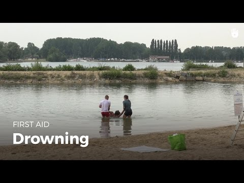 First Aid: Drowning | First Aid