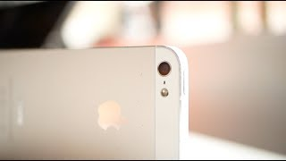 iPhone 5 Review | 2017