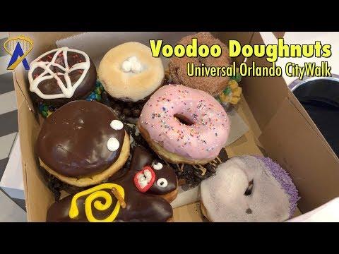 Voodoo Doughnut opens at Universal Orlando CityWalk