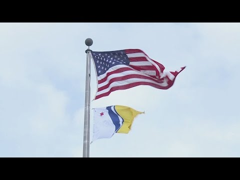 South Bend Flag at LaSalle Intermediate Academy VOSOT | ABC 57 News