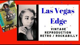 London - Las Vegas Edge Trade Show Retro Pin Up Rockabilly Style