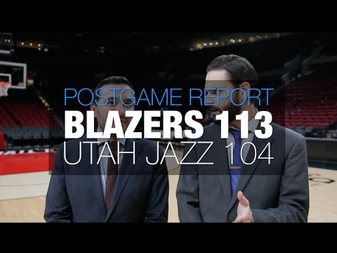 Portland Trail Blazers open season with win over Utah Jazz: Postgame report