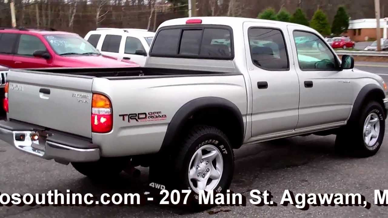 2004 Toyota Tacoma Sr5 Double Cab 4dr 4wd Trd Off Road 3
