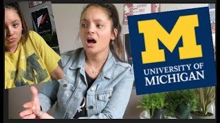 Video HOW TO GET INTO THE UNIVERSITY OF MICHIGAN (5 tips) download MP3, 3GP, MP4, WEBM, AVI, FLV Juli 2018