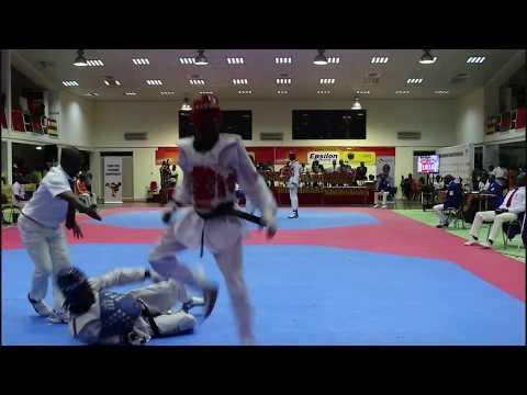 GHANA VS BENIN SEMI FINAL
