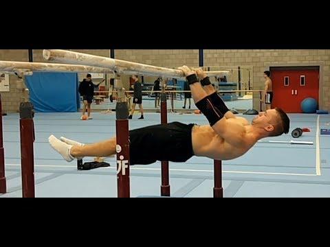Heavyweight Planche / FL, Squats, Weighted Dips, Squats & Yuri Van Gelder. Str-Skill Cycle 1, w. 4-6