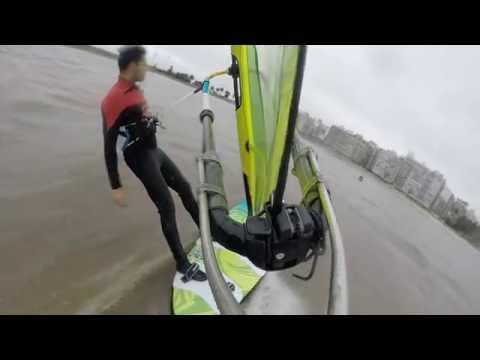 STAR-FISH ECO Freeride Windsurf Board