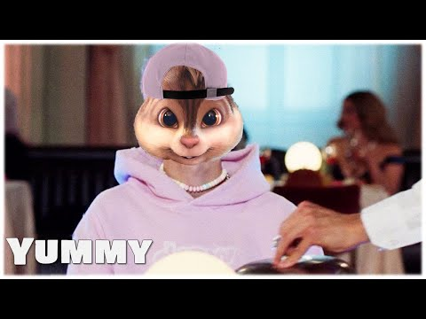 Yummy - Justin Bieber | Alvin and the Chipmunks