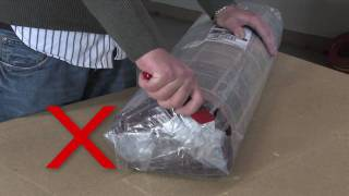 How to Unpack a Rug by netchannel.com addarug.com