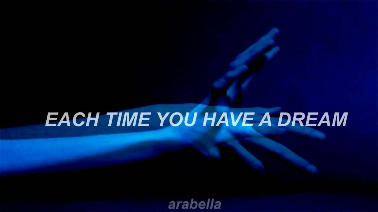 Each time you fall in love lyrics