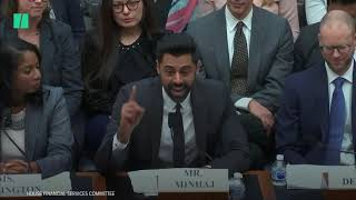 Hasan Minhaj Talks Student Loans In Congress
