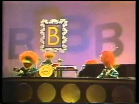 sesame street letter b sesame the beetles letter b in low tone 24811