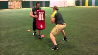 Chicago Bears: Taylor Boggs Center (6-3, 303) 2011 NFL DRAFT WORKOUT