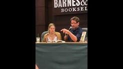 David Duchovny - Book Reading (part 1) 2016 Los Angeles Barnes & Noble Events