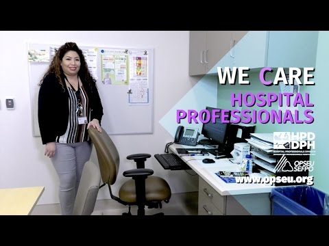 WE ARE HOSPITAL PROFESSIONALS - Social Worker