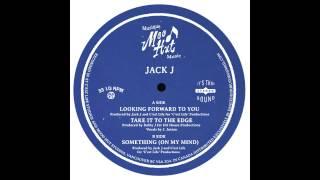 Jack J - Something (On My Mind) [MH007]