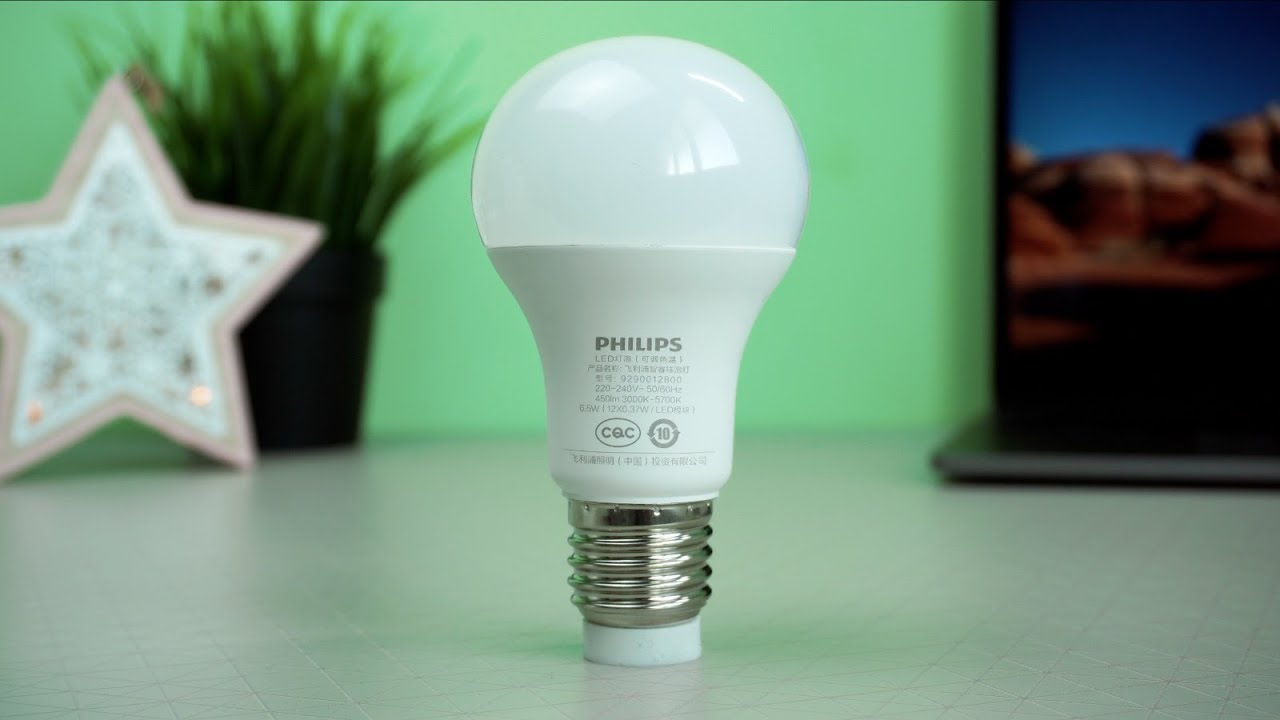 Led Lampen E27 10 Watt The 10 Xiaomi Philips Smart Led Bulb With E27 Fitting Wifi